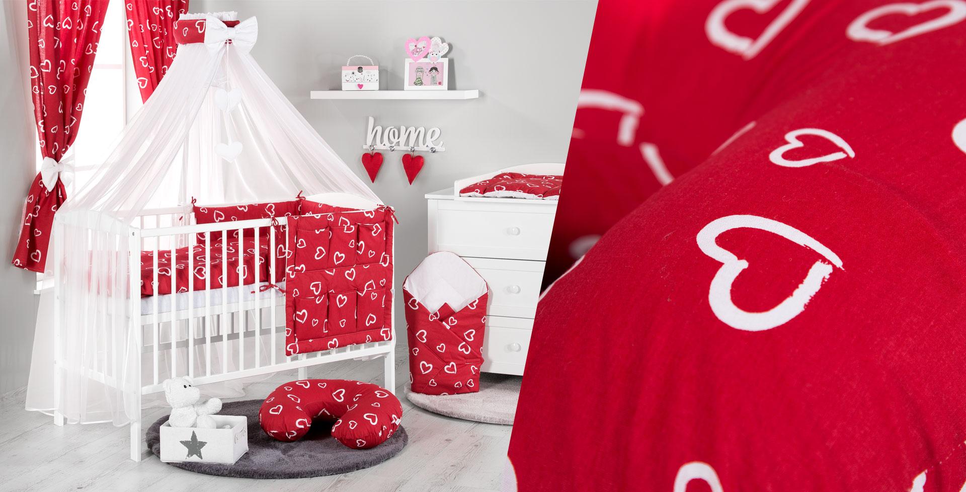 Komplet pościeli - pościel dla niemowlaka
